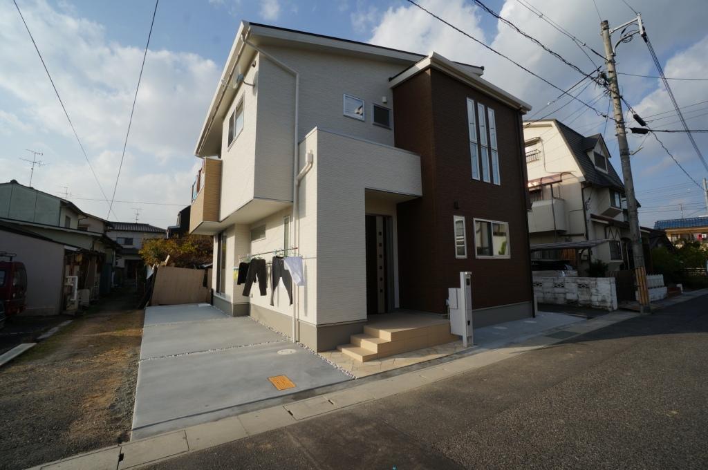 岡山市新築外構