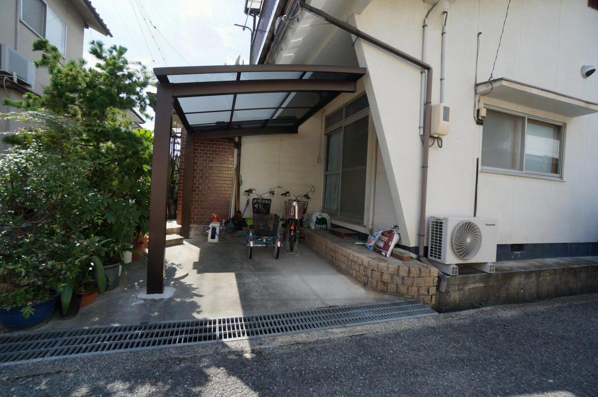岡山市 カーポート