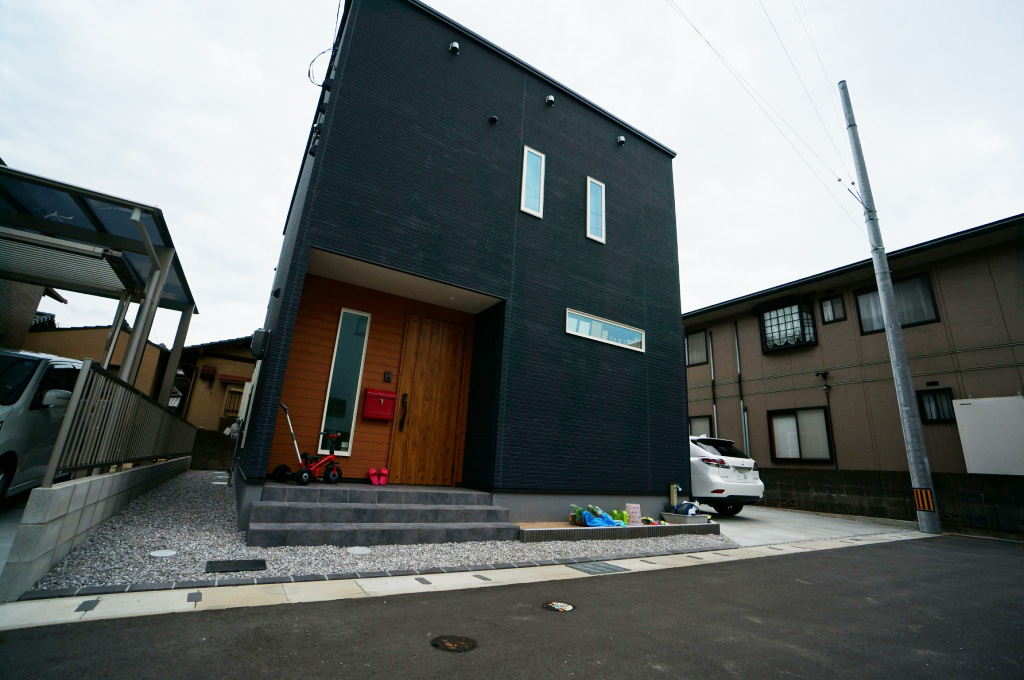 倉敷市 土間 防草シート
