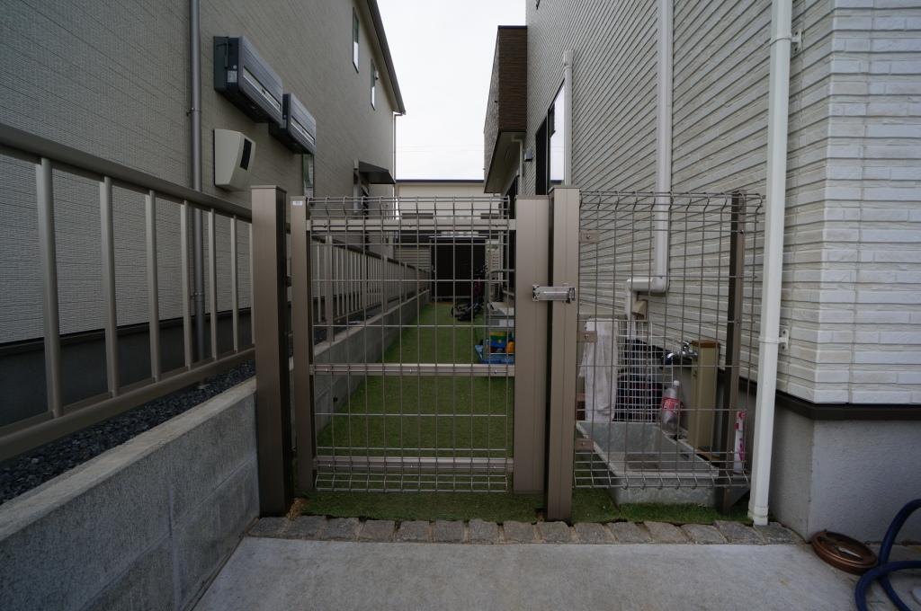 倉敷市 外構工事